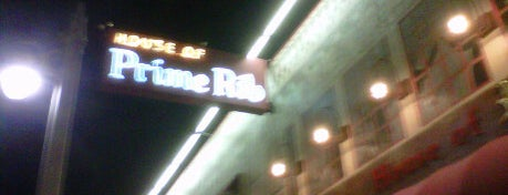 House of Prime Rib is one of 100 places to eat in SF before you die.