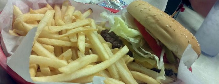Triple XXX Family Restaurant is one of Best Burgers Around the Country.