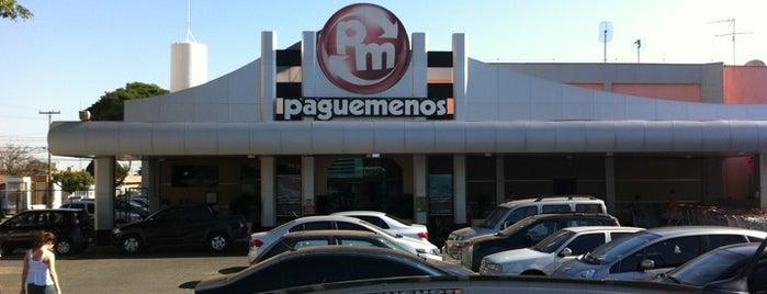 Supermercado Pague Menos is one of Locais curtidos por Janete.