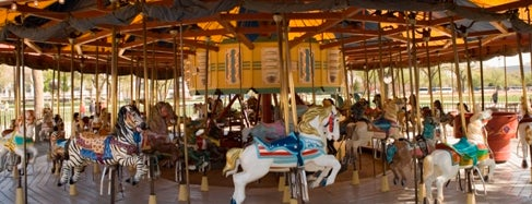 Carousel on the Mall is one of IWalked WashDC's National Mall (Self-guided Tour).