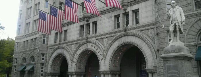 Old Post Office Pavilion is one of ♡DC.