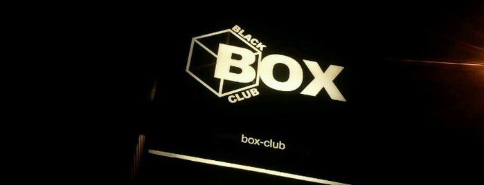Black Box Club is one of Lieux qui ont plu à Giovo.