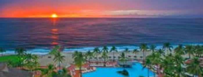 Sheraton Buganvilias Resort & Convention Center is one of Hoteles visitados.