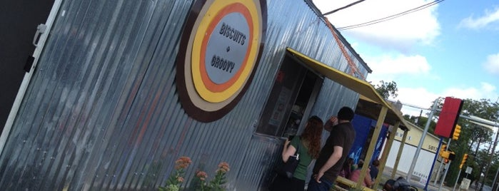 Biscuits + Groovy is one of SXSW 2013.