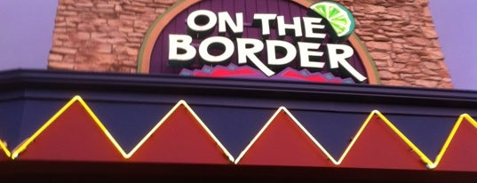 On The Border Mexican Grill & Cantina is one of Lieux qui ont plu à SooFab.