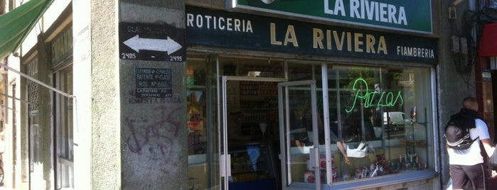 La Riviera is one of Lugares favoritos de Alvaro.