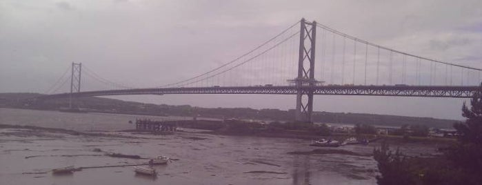 Forth Road Bridge is one of Must visit Edinburgh Attractions.