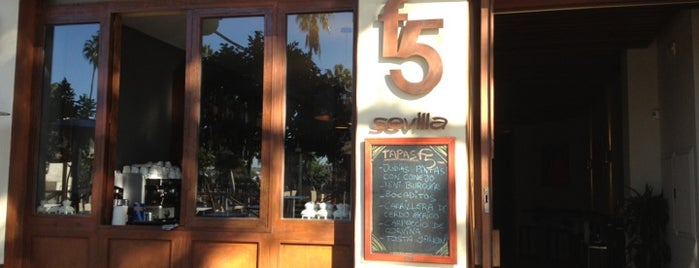 F5 is one of Tapear en Sevilla.