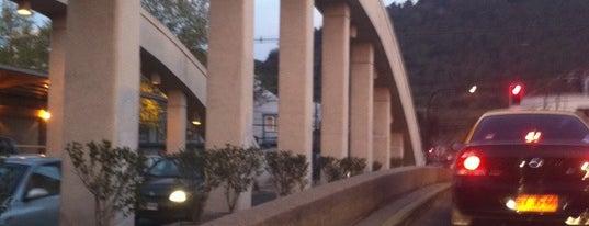 Puente del Arzobispo is one of Locais curtidos por Jorge.