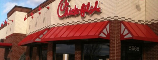 Chick-fil-A is one of Local - Neighborhood.