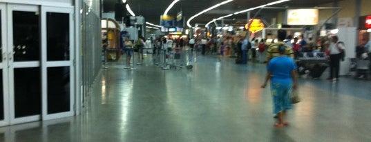 Aeroporto Internacional de Manaus / Eduardo Gomes (MAO) is one of Aeroportos do Brasil.