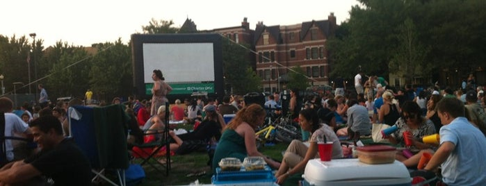 Movies In The Park is one of Heidi 님이 저장한 장소.
