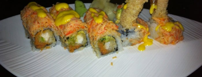 Fu Sushi is one of Bento Badge.
