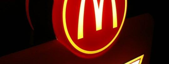 McDonald's is one of Itatiba.