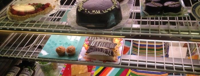 The Back Door Bakery is one of สถานที่ที่ Enrique ถูกใจ.