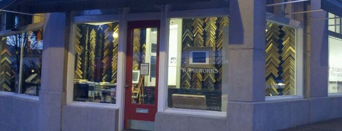Addison/Ripley Fine Art Gallery is one of District of Art.