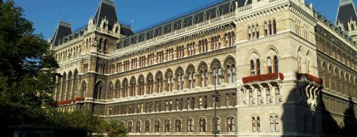 Wiener Rathaus is one of Austria.