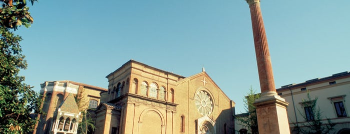 Basilica di San Domenico is one of Bologna travel tips.