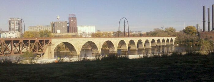 Stone Arch Bridge is one of Best Places to Check out in United States Pt 7.