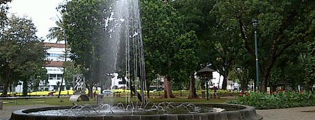 Taman Suropati is one of Enjoy Jakarta 2012 #4sqCities.