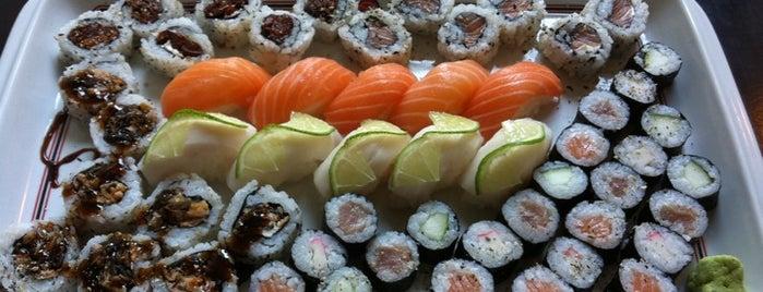 Click Sushi is one of Gheisa 님이 저장한 장소.