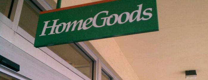HomeGoods is one of Clarkさんのお気に入りスポット.