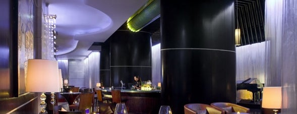 The Ritz Bar & Lounge is one of Shanghai.