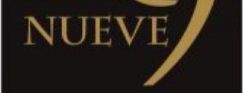 Nueve is one of Τα τσιγάρα-τα ποτά και τα ξενύχτια....