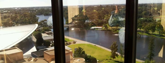 InterContinental Adelaide is one of A Perfect Day in Adelaide.