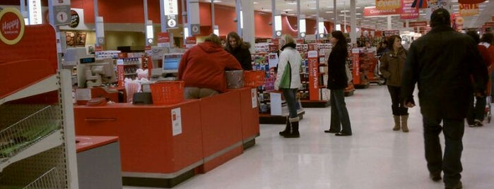 Target is one of Guide to Fargo's best spots.