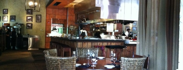 Rooster's Wood Fire Kitchen is one of 20 favorite restaurants.