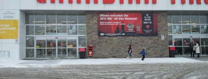 Canadian Tire is one of Jenny's Liked Places.