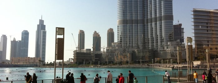 The Dubai Mall is one of favorite Malls.