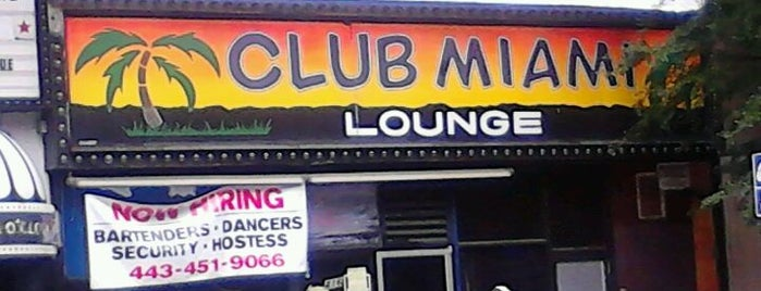 The 2 O'Clock Club is one of Favorite Nightlife Spots.