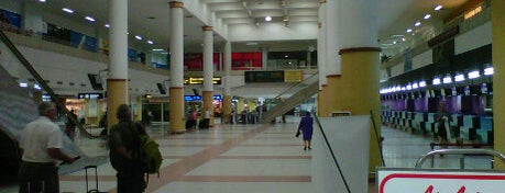Phuket International Airport (HKT) is one of Airports of the World.