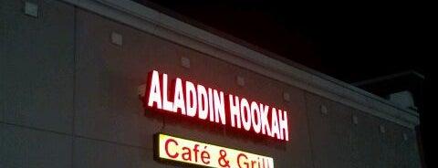 Aladdin Lounge is one of USA TO DO LIST.