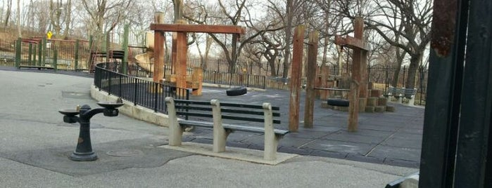 Central Park - 96th Street Playground is one of New York, my dear New York ll.