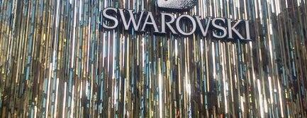 Swarovski is one of Petra: сохраненные места.