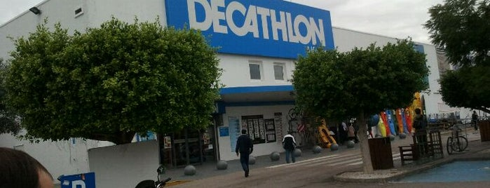 Decathlon Alfafar is one of Tiendas.