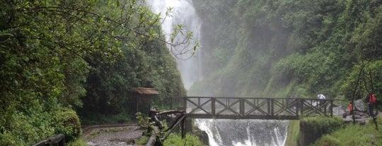 Cascada De Peguche is one of Ecuador.