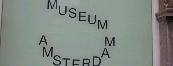 Stedelijk Museum is one of My favorites in Amsterdam.