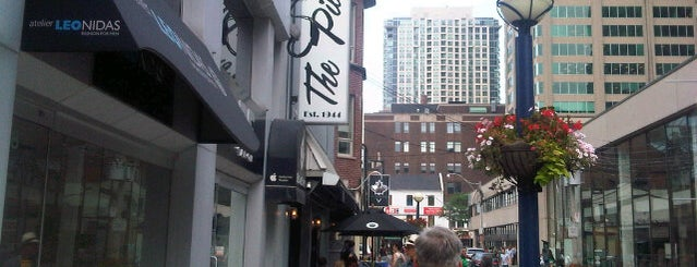 The Pilot Tavern is one of TIFF 2012 Guide.