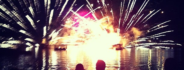 IllumiNations: Reflections of Earth is one of Disney Land Florida.