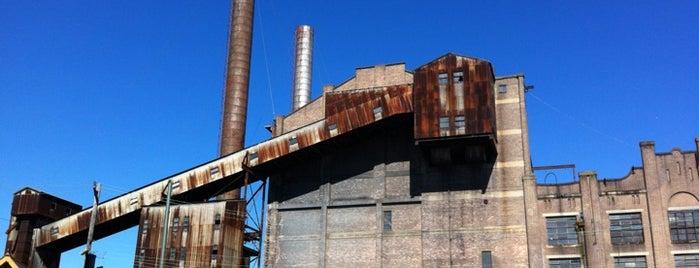 White Bay Power Station is one of Posti che sono piaciuti a Marcus.