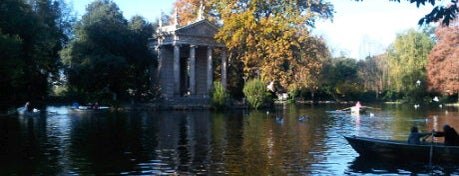 Villa Borghese is one of Rome 2013.