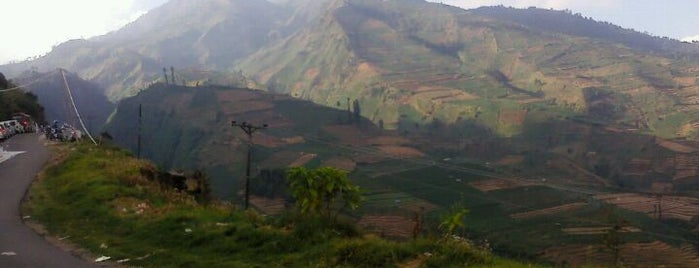 Dieng Plateau is one of Indonesia.