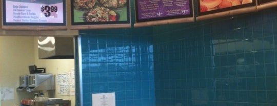 Tropical Smoothie Cafe is one of 2012-02-08.