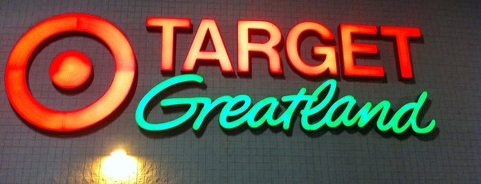 Target is one of Locais curtidos por Mafer.
