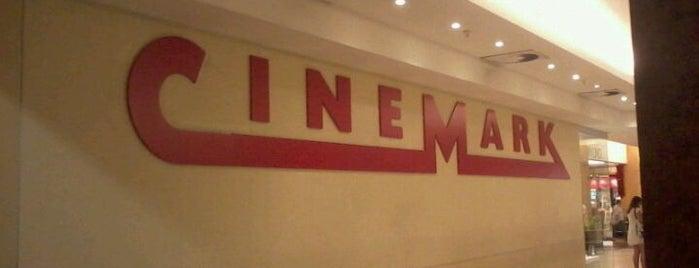 Cinemark is one of Locais salvos de Ana.