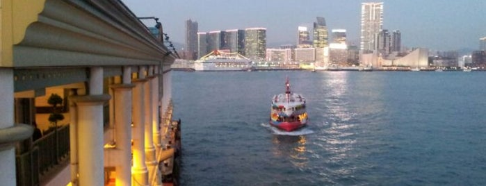 Central Pier No. 7 (Star Ferry) is one of Looking @ Skylines.